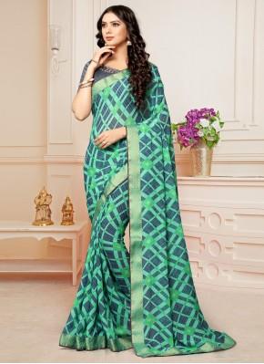 Honourable Multi Colour Casual Casual Saree