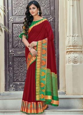Honourable Woven Classic Saree