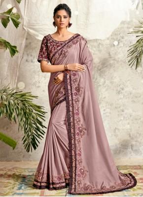 Hypnotizing Crepe Silk Designer Traditional Saree