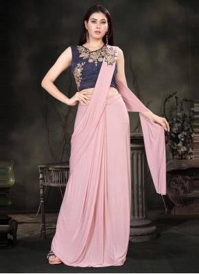 Ideal Sequins Festival Designer Traditional Saree