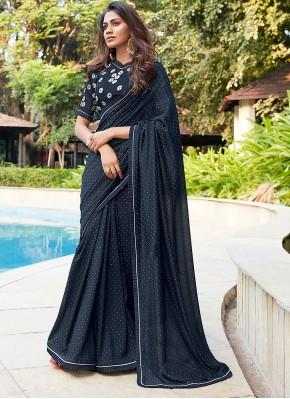 Impeccable Printed Cotton Designer Saree