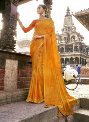 Imposing Classic Saree For Party