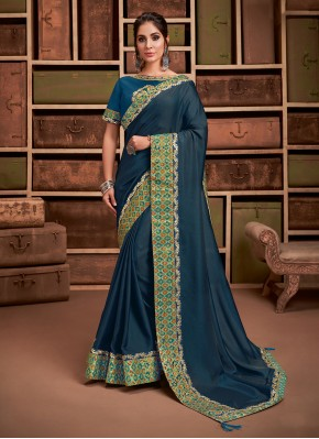 Impressive Silk Party Trendy Saree