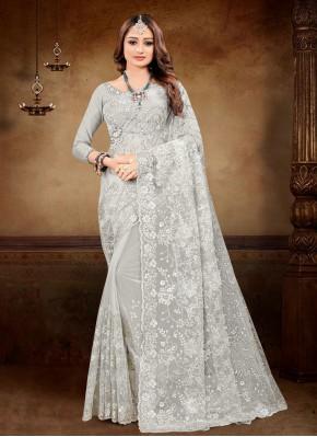 Intrinsic Resham Classic Saree