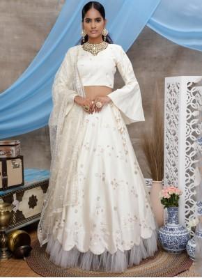 Intrinsic Sequins Designer Lehenga Choli