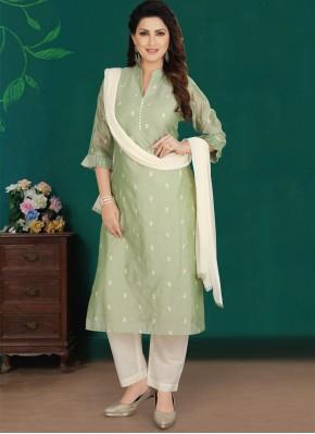 Intrinsic Zari Reception Salwar Suit