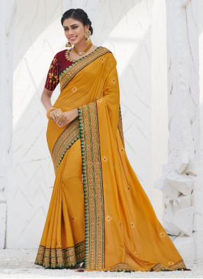 Invaluable Designer Saree for Party & Weddding Wear