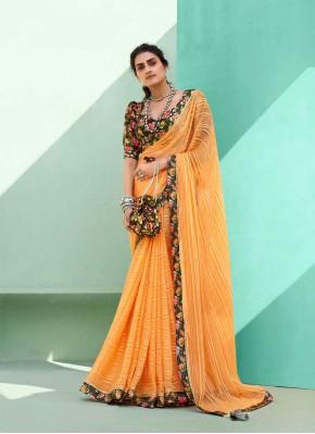 Invigorating Classic Saree For Festival