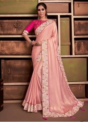 Invigorating Silk Classic Saree