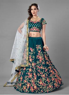 Irresistible Dori Work Sangeet Lehenga Choli