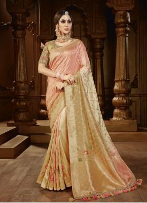 Latest Multi Colour Bollywood Saree