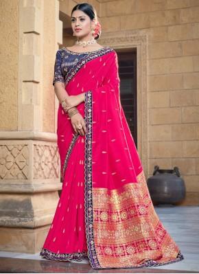 Lovable Weaving Designer Traditional Saree