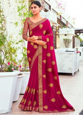 Lovely Thread Festival Traditional Designer Saree