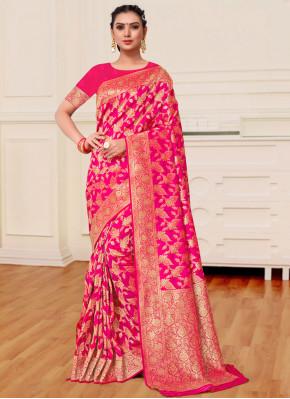 Magnetize Banarasi Silk Classic Designer Saree