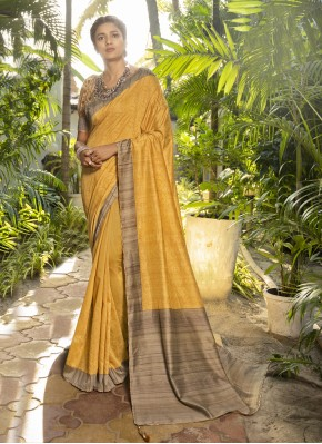 Magnetize Printed Designer Traditional Saree