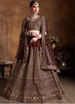 Majestic Lace Lehenga Choli