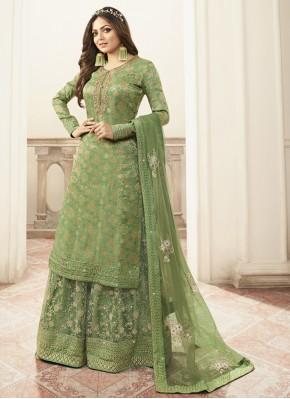 Majestic Resham Designer Salwar Kameez