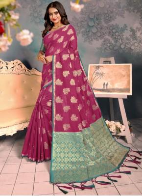 Majestic Silk Trendy Saree