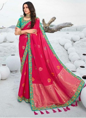 Majesty Classic Saree For Ceremonial