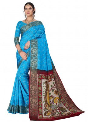 Masterly Fancy Fabric Printed Traditional Saree
