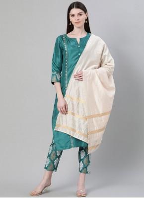 Masterly Poly Silk Salwar Suit