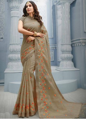 Mesmerizing Cotton Traditional Saree