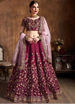 Mesmerizing Lehenga Choli For Bridal