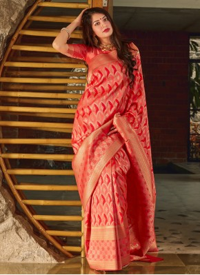 Miraculous Weaving Designer Saree