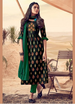 Modern Salwar Suit For Party