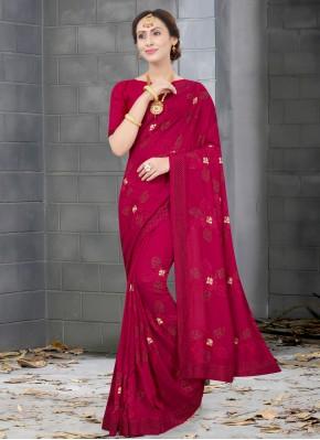 Modernistic Silk Festival Traditional Designer Saree