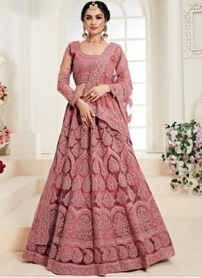 Modernistic Trendy Designer Lehenga Choli For Reception