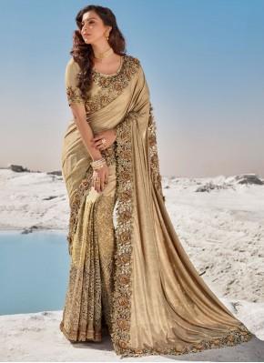 Modest Resham Designer Saree
