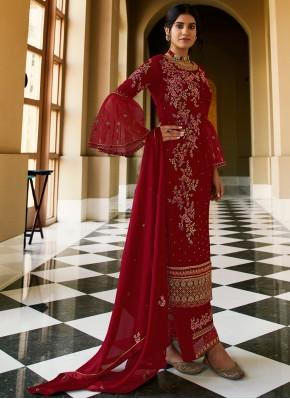 Noble Embroidered Designer Pakistani Suit