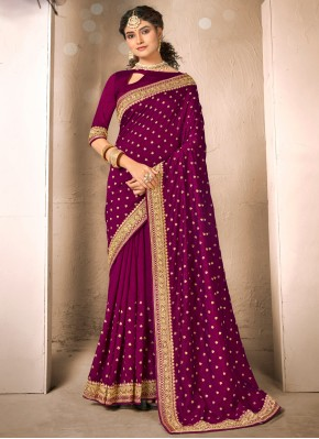 Observable Patch Border Festival Designer Traditional Saree