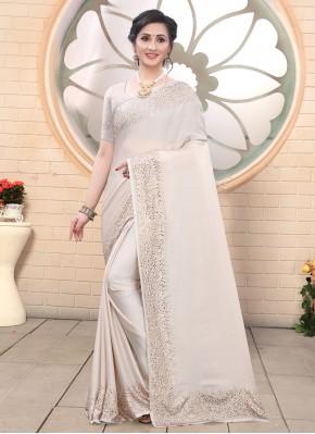 Opulent Trendy Saree For Ceremonial
