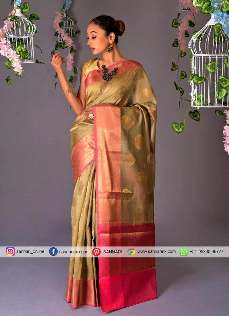 Orphic Fancy Classic Designer Saree