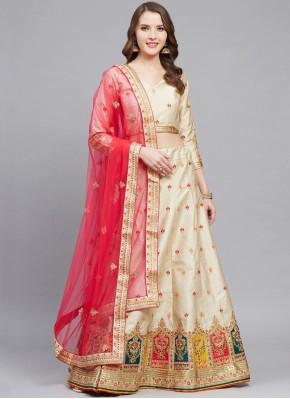 Paramount Embroidered Bollywood Lehenga Choli