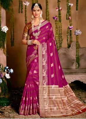 Perfect Cotton Festival Traditional Designer Saree