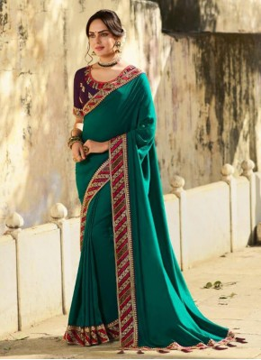 Perfervid Silk Traditional Designer Saree