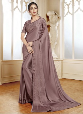 Perfervid Swarovski Classic Designer Saree