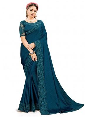 Praiseworthy Rama Festival Designer Traditional Saree