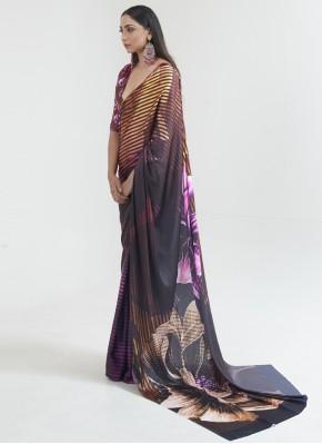 Precious Multi Colour Saree