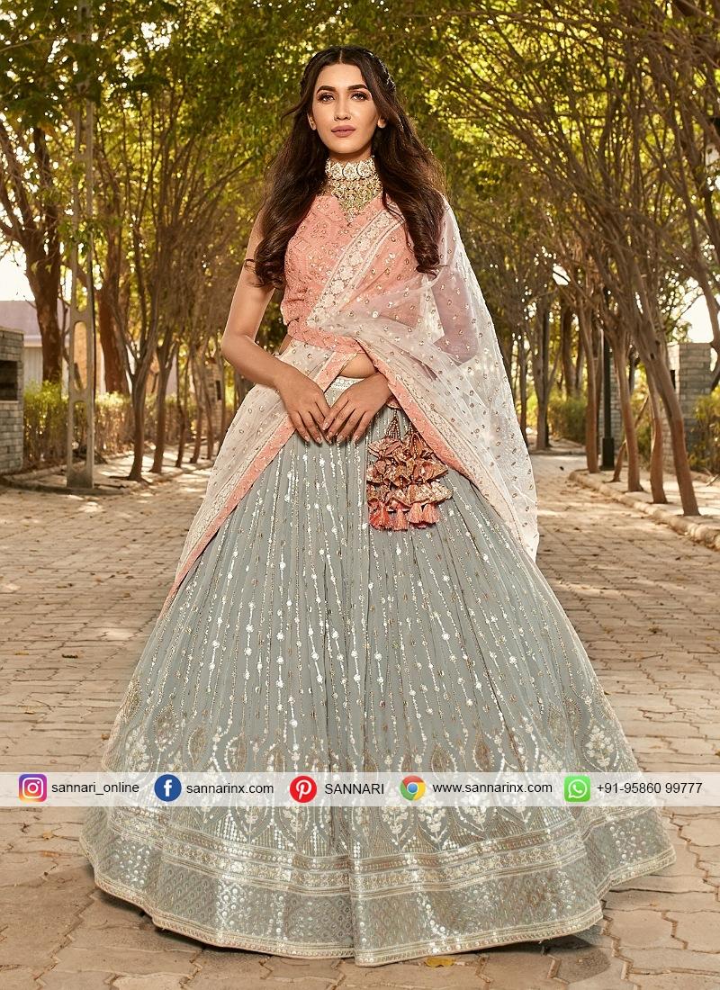 Prepossessing Designer Readymade Lehngha Choli