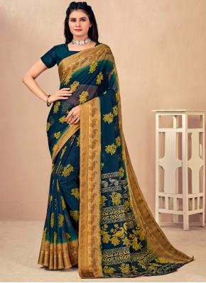 Pretty Rama Festival Classic Saree