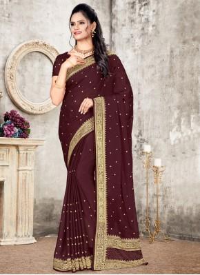 Pretty Stone Classic Designer Saree