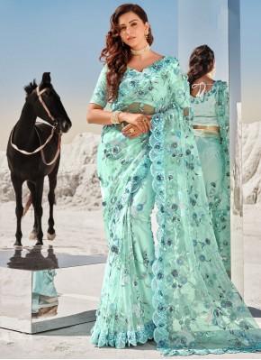 Prime Net Resham Classic Saree