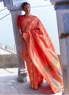 Prime Silk Festival Classic Saree
