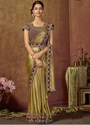 Princely Cord Wedding Classic Saree