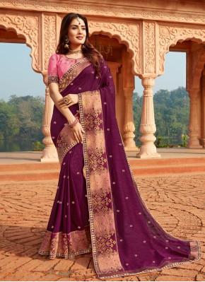 Princely Silk Traditional Designer Saree