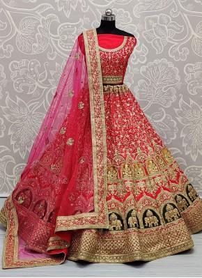 Pristine Lehenga Choli For Wedding